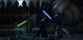 Anakin escape