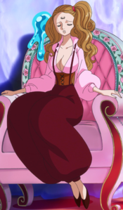 Charlotte Pudding Fishman Island Arc Outfit