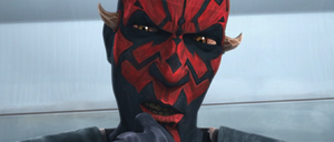 Darth Maul waiting