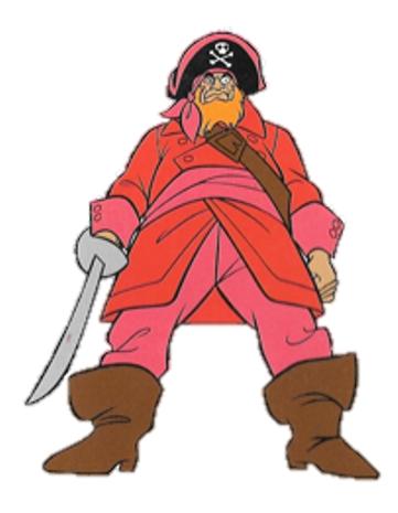 Full Name. Ghost of Redbeard