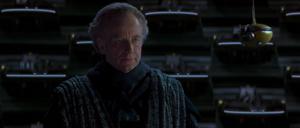 Senator Palpatine speaks