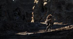 Shenzi, Kamari and Azizi The Lion King (2019 film)