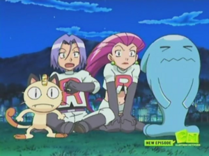 Team Rocket (Enter Galactic!)