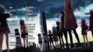 Akuma no Riddle Ending 12 Final