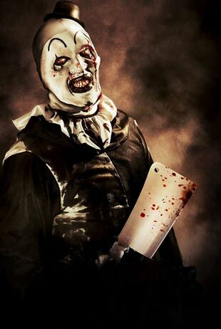 Art The Clown Villains Wiki Fandom Powered By Wikia