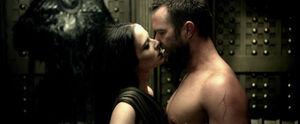 Artemisia as lover