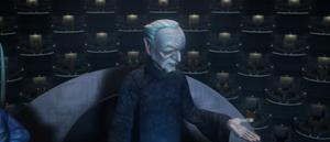 Chancellor Palpatine presents