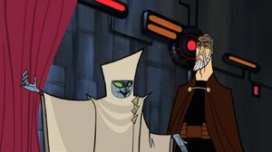 Count Dooku shown