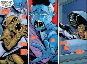 Gog (Tsiln) (Earth-616) from Amazing Spider-Man Vol 5 42 0005