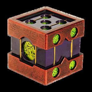 Like a rolling cube Comme un cube qui roule Dice