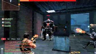 Mercenary Online 2 Hardest Boss ever ( Big Acolyte Assassin)