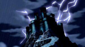 Morgaine Le Fey's Castle
