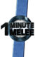One Minute Melee logo