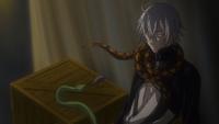 Snake anime