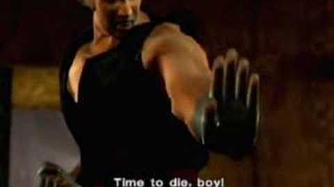 Tekken 4 Jin ending