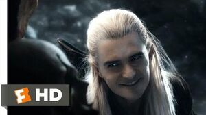 The Hobbit The Battle of the Five Armies - Legolas's Rampage Scene (8 10) Movieclips