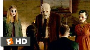 The Strangers (2008) - Masked Murderers Scene (9 10) Movieclips