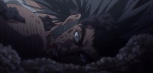 Uvogin's dead body