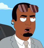 Willy Nilly (The Cleveland Show) Headshot
