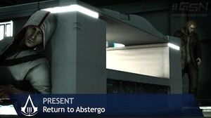Assassin's Creed 3 - Present Day - Return to Abstergo (100% Sync)