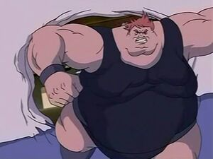 Blob (Wolverine and the X-Men)