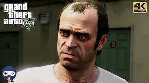 GTA V Funniest Trevor moments ( Rare scenes included ) 4K Res