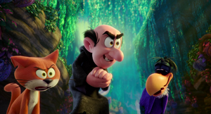 Gargamel plan to find them