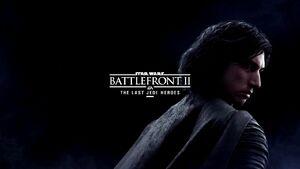 Kylo Ren Battlefront II