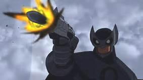 Owlman Gun Fire 2l