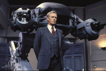 Still of Ronny Cox in RoboCop