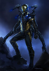 Yellowjacket concept