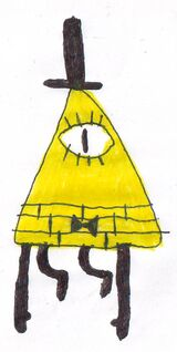 Bill Cipher (Character What)