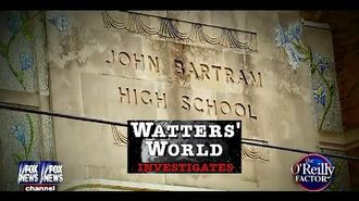 • Students Rule Philly High School • Watters' World • 11 17 14 •