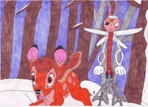 Bambi Shocked0001