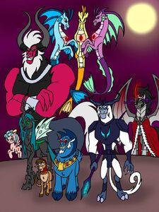 The dark alliance by melspyrose dctguok-pre