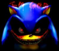 Im god sonic exe by gblastman-d63k77v