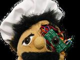 Robot Chef Pee Pee