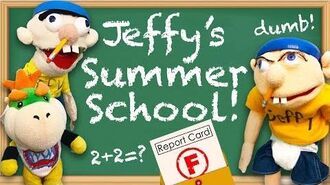 SML Movie Jeffy's Summer School