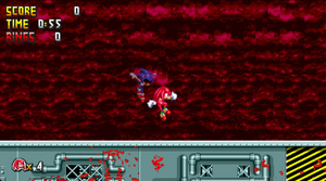 Exeller and knuckles