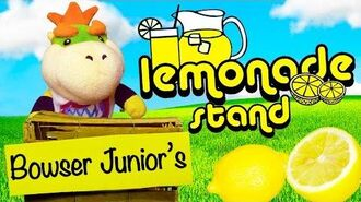 SML Movie Bowser Junior's Lemonade Stand!