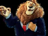 Mayor Leonardo Lionheart (Fanon)