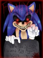 Sonic exe i am god w speedpaint by acidiic-d6h69xv