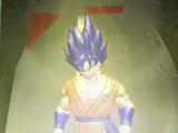 False Super Saiyan God