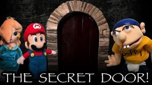 SML Movie The Secret Door!
