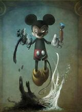 Mickey Mouse (Mickey's Twisted House)