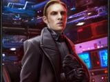 General Hux (fanmade)