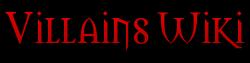 Villains Wiki