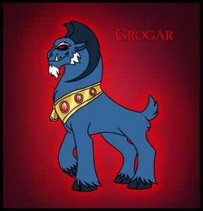 Grogar