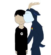 Олень гей и nox