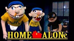 SML Movie Jeffy's Home Alone!